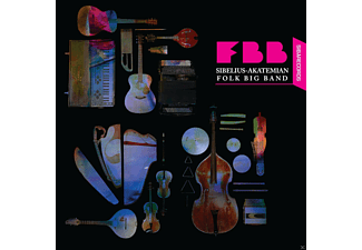 Sibelius Akatemian Folk Big Band - FBB - (CD)