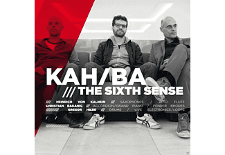 Heinrich Von & Kahiba Kalnein - The Sixth Sense - (CD)