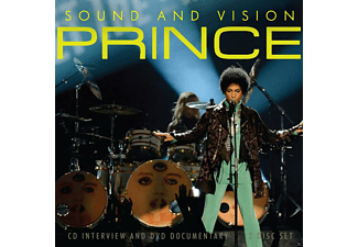Prince - Sound And Vision - (CD + DVD)