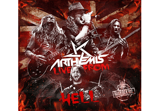 Arthemis - Live From Hell - (CD)