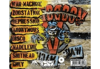 Voodozer - War Machine [CD]
