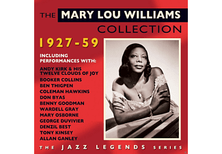 Mary Lou Williams - The Mary Lou Williams Collection 1927-59 - (CD)