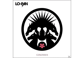 Lo-pan - Colossus - (CD)