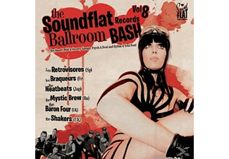 Various - Soundflat Records Ballroom Bash! Vol.8 [CD]