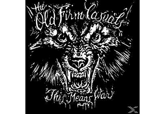 The Old Firm Casuals - This means War - (CD)