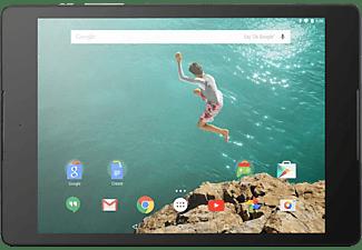 HTC Nexus 9 mit 8.9 Zoll, 16 GB Speicher, 2 GB DDR3-RAM, Android 5.0, Schwarz