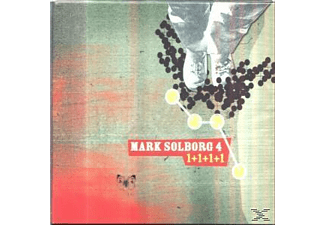 Mark Solborg 4, Ms4 - 1+1+1+1 - (CD)
