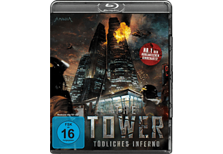 The Tower - Tödliches Inferno - (Blu-ray)