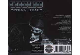 Coolio - Steal Hear - (CD)
