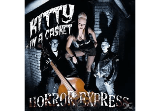 Kitty In A Casket - Horror Express - (Vinyl)