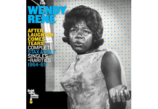 Wendy Rene - After Laughter Comes Tears - (CD)