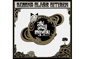 2econd Class Citizen - The Small Minority [CD]