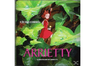 Cecile Corbel - Arrietty Soundtrack - (CD)
