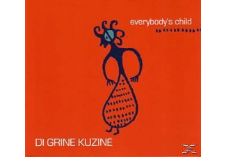 Di Grine Kuzine - Everybody's Child [CD]