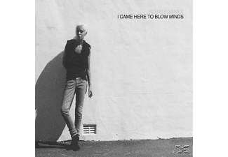 Wendy James - I Came Here To Blow Minds - (Vinyl)