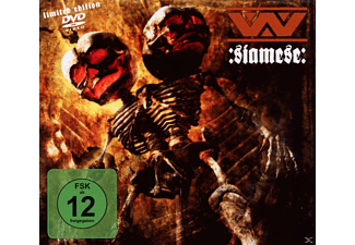 Wumpscut - Siamese - (CD + DVD Video)