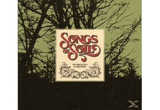 Songs Of Soil - The Painted Trees Of Ghostwood - (CD)