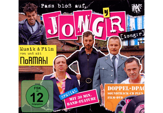 Normahl - Jongr + Bonus Cd - (CD + DVD Video)