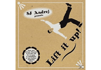 VARIOUS - Sj Andrej Presents: Lift It Up - (Vinyl)