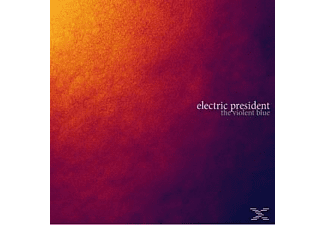 Electric President - The Violent Blue - (CD)