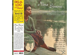 Nina Simone - The Legendary First Recordings - (LP + Bonus-CD)