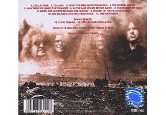 Tank - Still At War (Ltd.Edition) [CD]