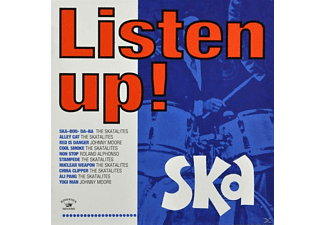 VARIOUS - Listen Up! Ska - (CD)