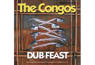 The Congos - Dub Feast - (CD)