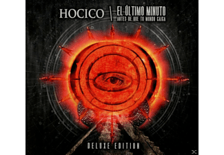 Hocico - El Ultimo Minuto (Limited Edition) - (CD)