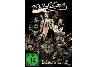 Sir Psyko & His Monsters - Welcome To Our Hell - (DVD)