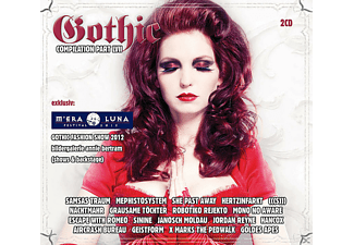 VARIOUS - Gothic Compilation 57 [CD]