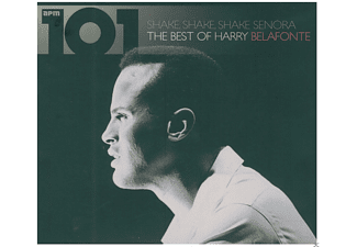 Harry Belafonte - Shake, Shake, Shake Senora-The Best Of Harry Belafonte [CD]