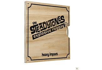 The Steadytones - Heavy Impact - (CD)