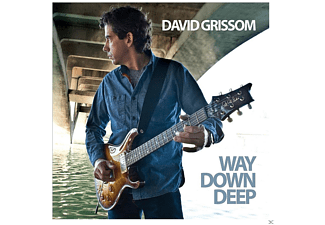 David Grissom - Way Down Deep - (CD)