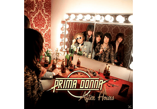 Prima Donna - After Hours [CD]