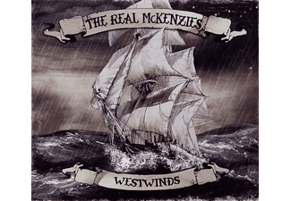 The Real Mckenzies - Westwinds - (CD)