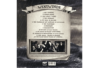 The Real Mckenzies - Westwinds [Vinyl]