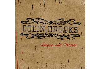 Collin Brooks - Blood And Water [CD]