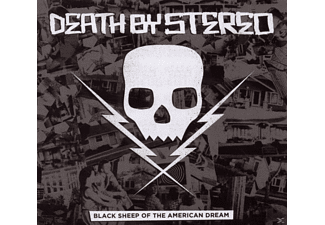 Death By Stereo - Black Sheep Of The American Dream - (CD)