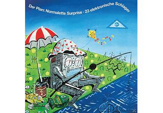 Der Plan - Normalette Surprise - (CD)
