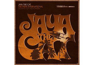 Jaya The Cat - THE NEW INTERNATIONAL SOUND OF HEDONISM - (CD)