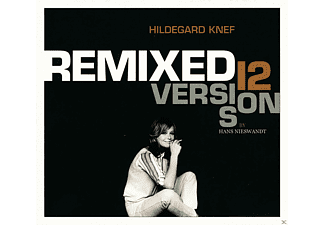 Hildegard Knef, Hans Nieswandt - Remixed - (CD)
