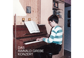 Rainald Grebe - DAS RAINALD GREBE KONZERT - (CD)