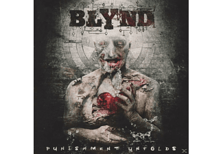Blynd - Punishment Unfolds - (CD)