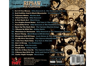 Various - The Best Of Ripsaw Records Vol.2 [CD]