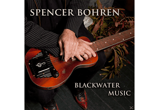 Spencer Bohren - Blackwater Music - (CD)