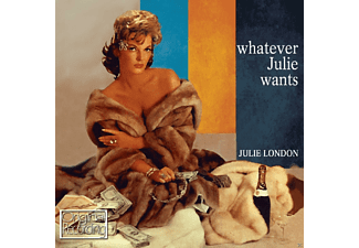 Andrews Julie - Whatever Julie Wants - (CD)