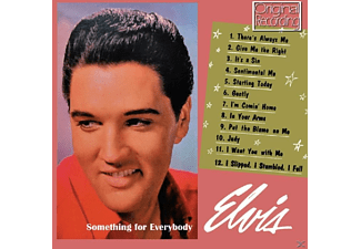 Elvis Presley - Something For Everybody [CD]