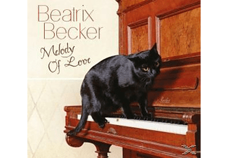 Beatrix Becker - Melody Of Love [CD]