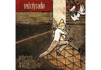 Red City Radio - THE SONS AND DAUGHTERS OF WOODY GUTHRIE (EP) - (CD)